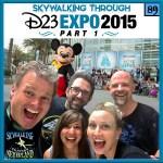 D23 Expo Skywalking
