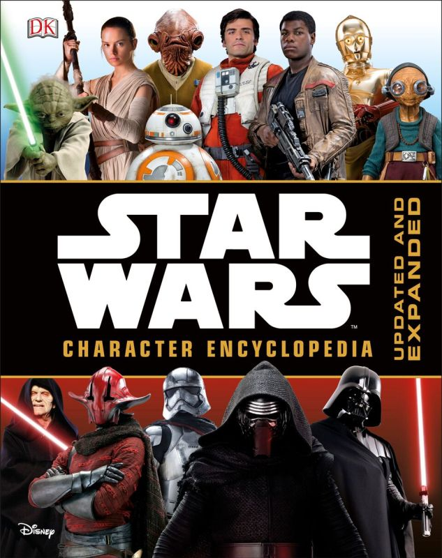 Star wars Character Encyclopedia 2016