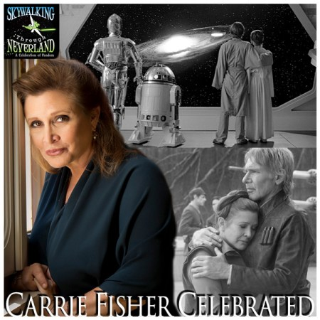 150: Carrie Fisher Celebrated / Rogue One's David Collins