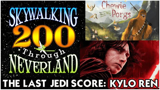 The Last Jedi Score