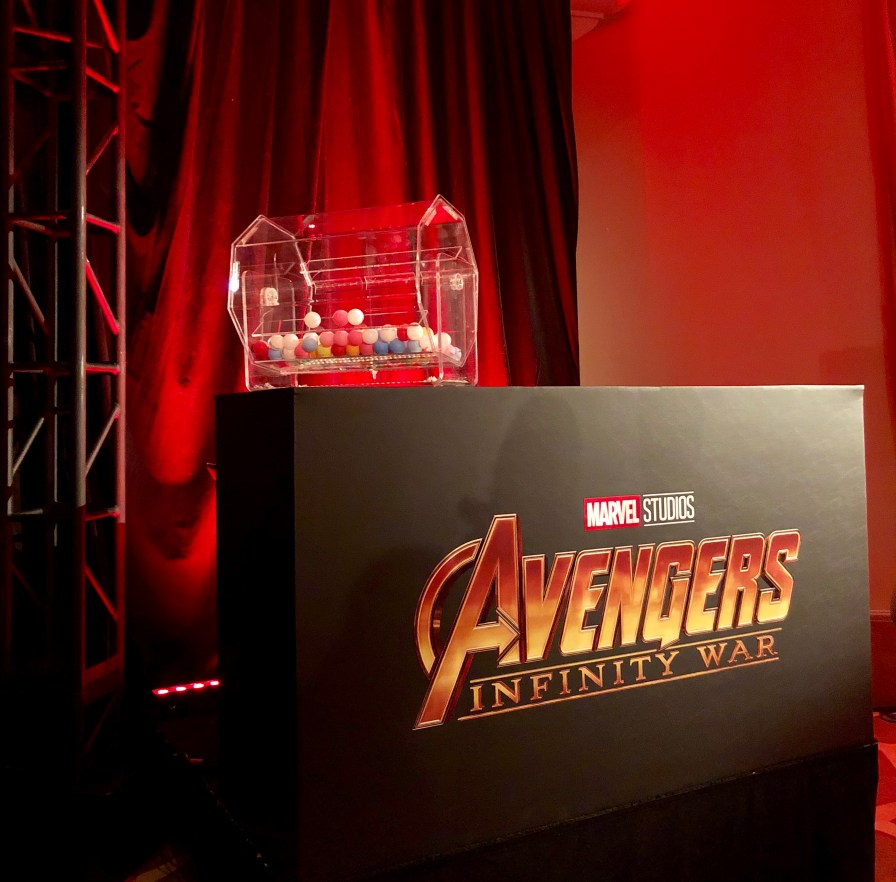 Infinity War Press Conference