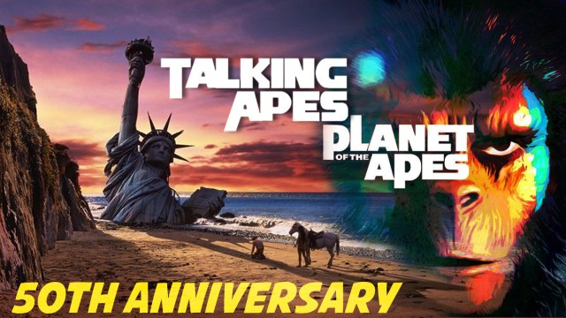 planet of the apes 50th anniversary