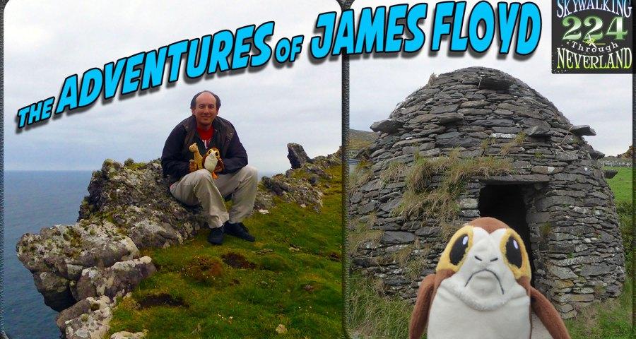James Floyd in Ireland