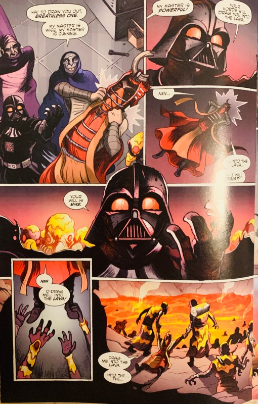 Return to Vader's Castle #5