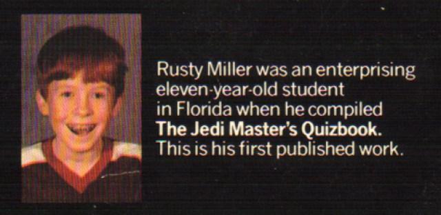 Rusty Miller