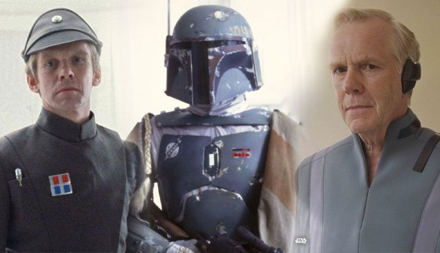 24. Jeremy Bulloch as Captain Colton in Revenge of the Sith.