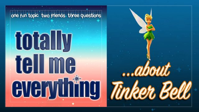 about Tinker Bell