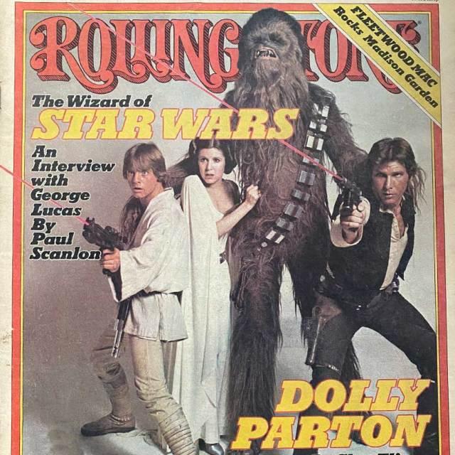 Star Wars Rolling Stone