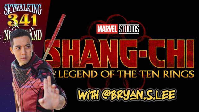 """Shang-Chi and the Legend of the Ten Rings"""" with Bryan Lee"""
