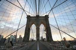 New York_Brooklyn Bridge