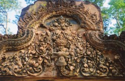 Angkor - Banteay Srei Temple