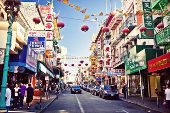 Chinatown - San Francisco