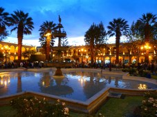 Arequipa - Plaza de Armas - Perù