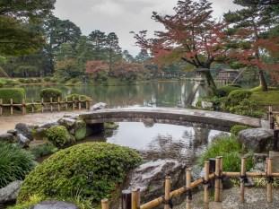 Kenrokuen Garden, Kanazawa