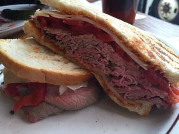 Beef Sandwick- Sam La Grassa's Boston