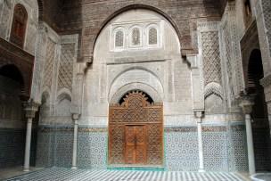 Madrasa Al Attarine Fes - Marocco Photo credit: just_a_cheeseburger