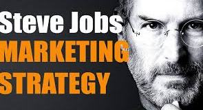 Steve Jobs' Marketing
