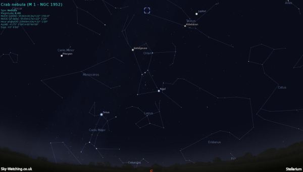 Astronomy Events – February 2013 – Test-Website
