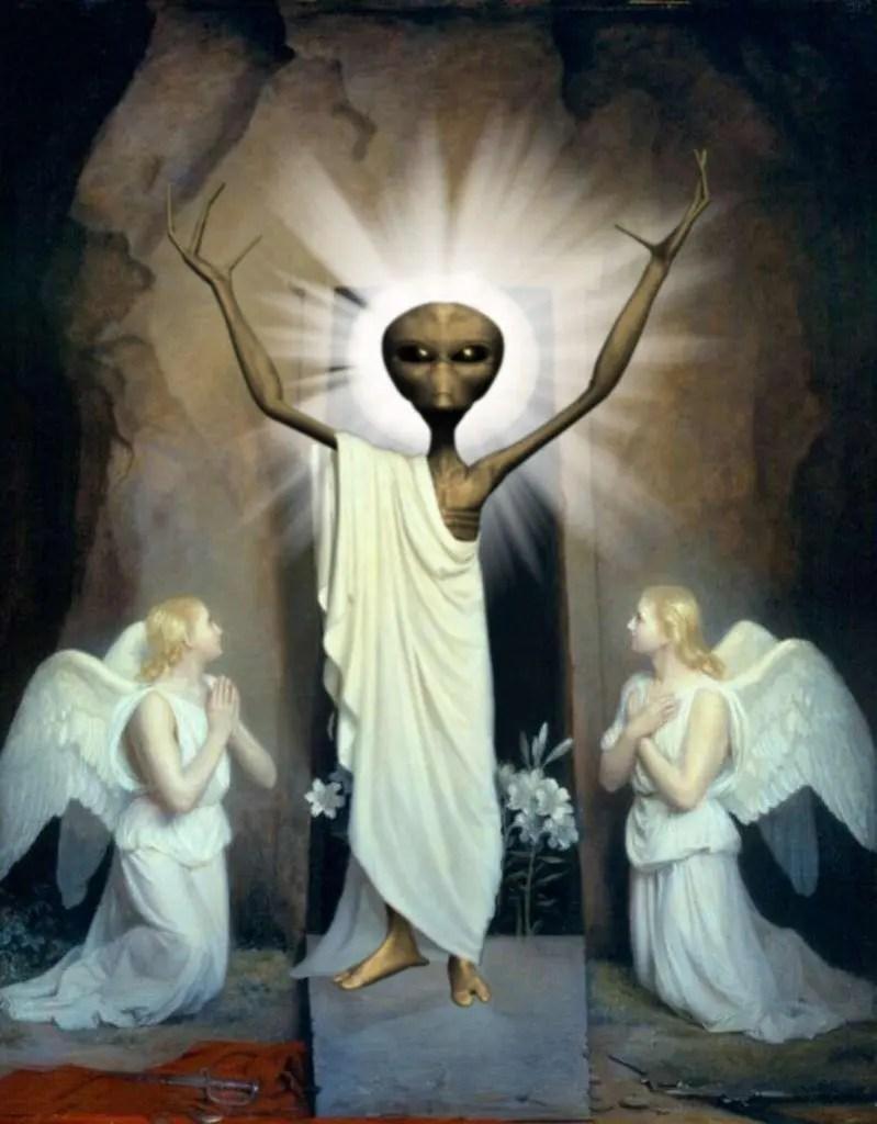 AlienJesus