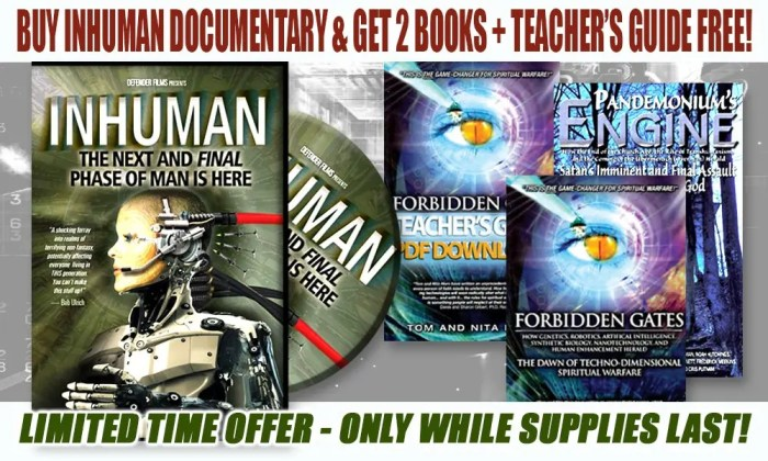 Inhuman Doc Special 2016
