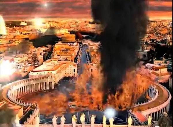 Pope Vatican Fatima