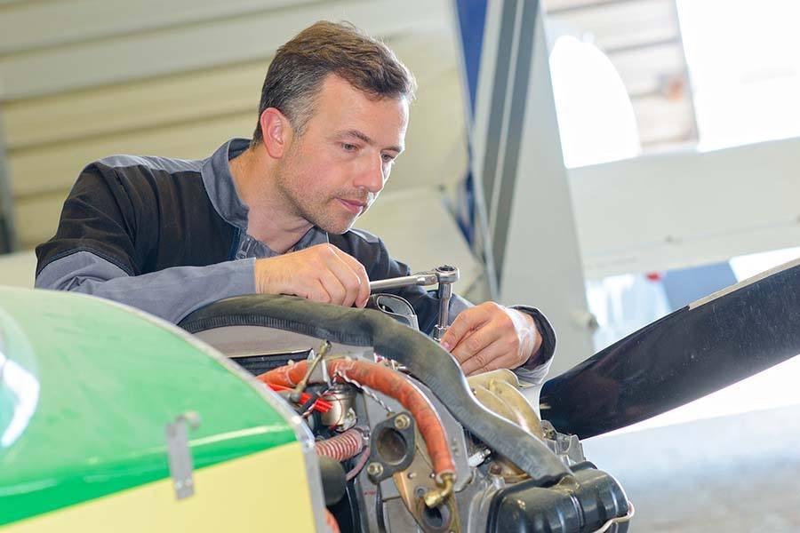 General Aviation Piston Aircraft maintenance