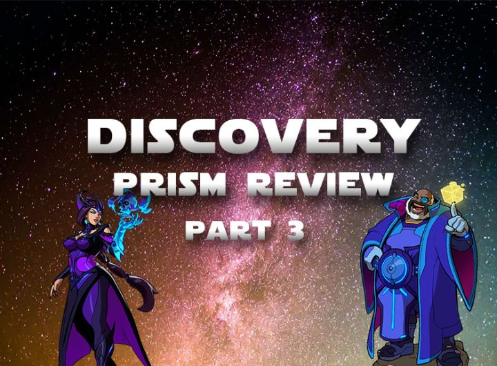 skyweaver dicovery prism review part 3