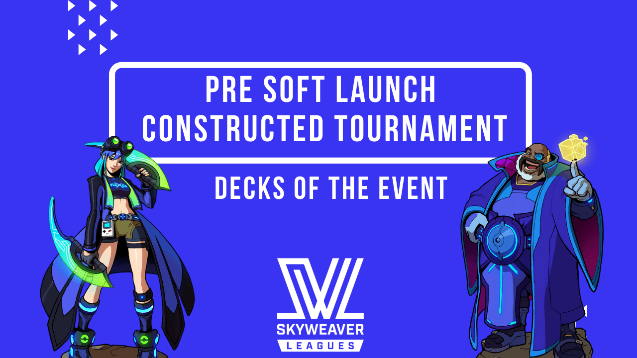 Pre soft launch constructed tournament (2)