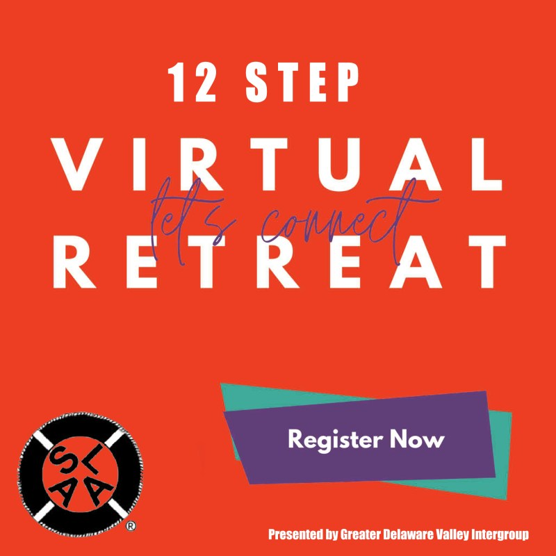 12-Step Virtual Retreat-2021