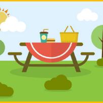 GDVI PIcnic Graphic