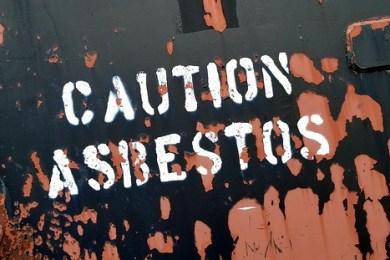 asbest aanwezig is in jouw huis