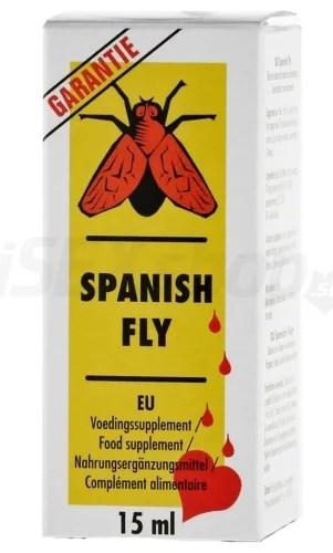 španielske mušky skúsenosti