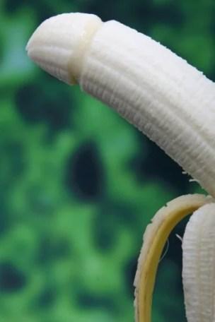 potraviny banán libido