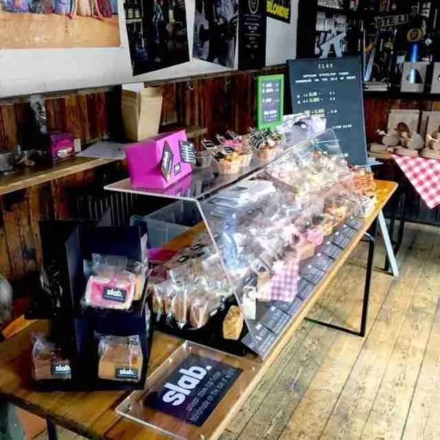 Slab Artisan Fudge Stall @ The Anchor 4
