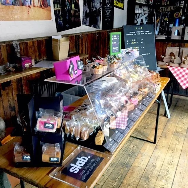 Slab Artisan Fudge Stall @ The Anchor 4