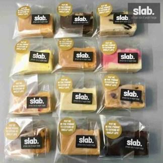 Slabs (Dairy) - 150g