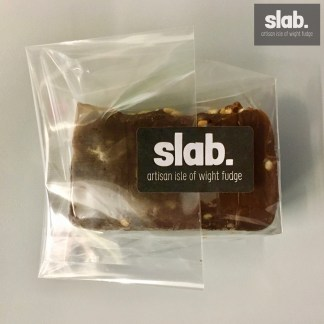 Chocolate Nut Slab Product Photo Front