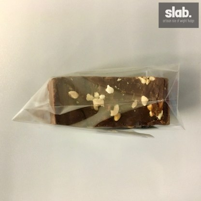Chocolate Nut Slab Product Photo Top