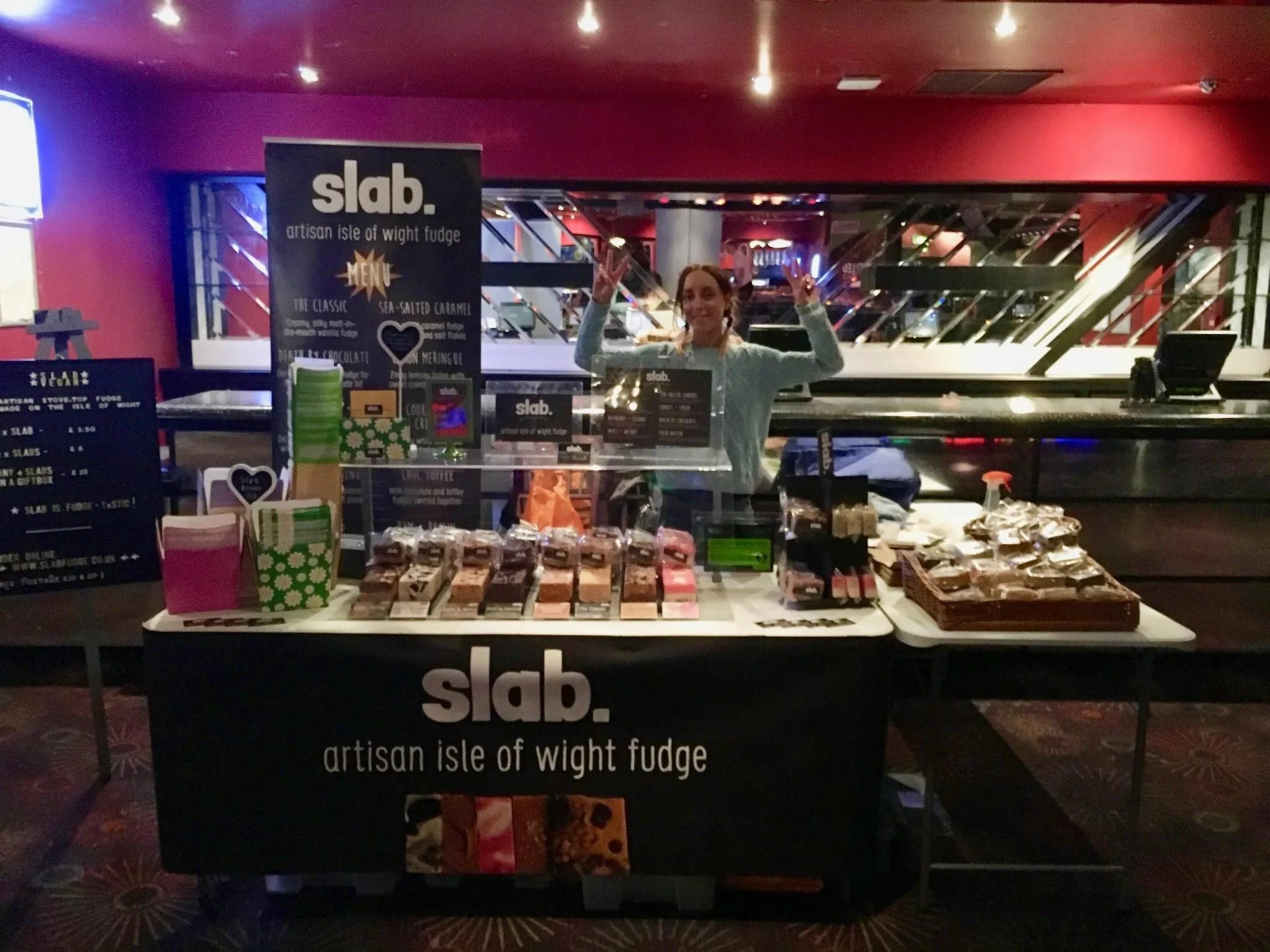 Slab Stall - Southampton Vegan Festival 2