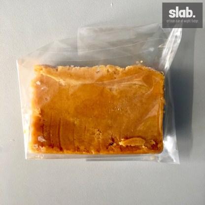 Vegan Sea-Salted Caramel Slab Back