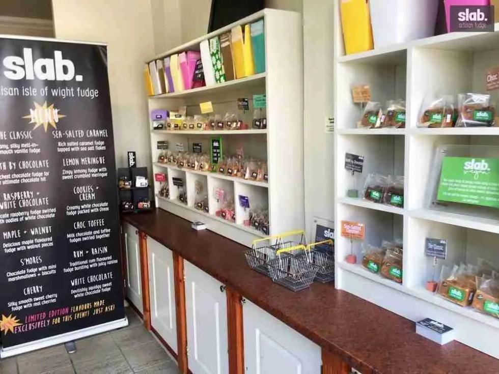 The Slab Artisan Fudge Shop 2