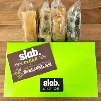 4 Slab Surprise Gift Box - Vegan1