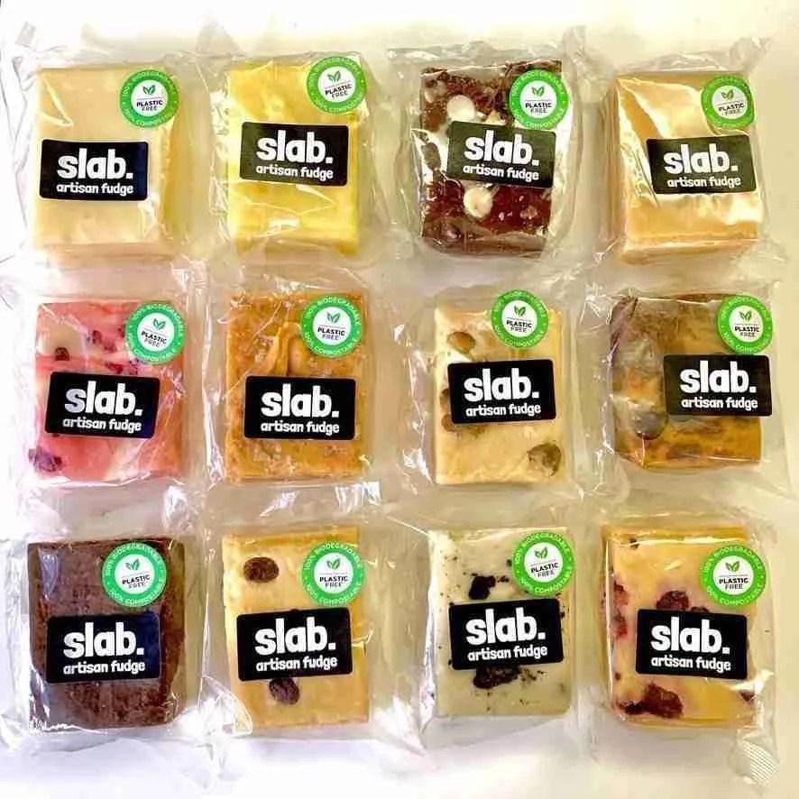 Slab Artisan Fudge - Dairy Group