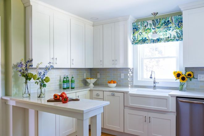 Houzz: What's Popular for Kitchen Counters, Backsplashes