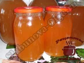 Яблочный сок на зиму. Рецепт.Фото