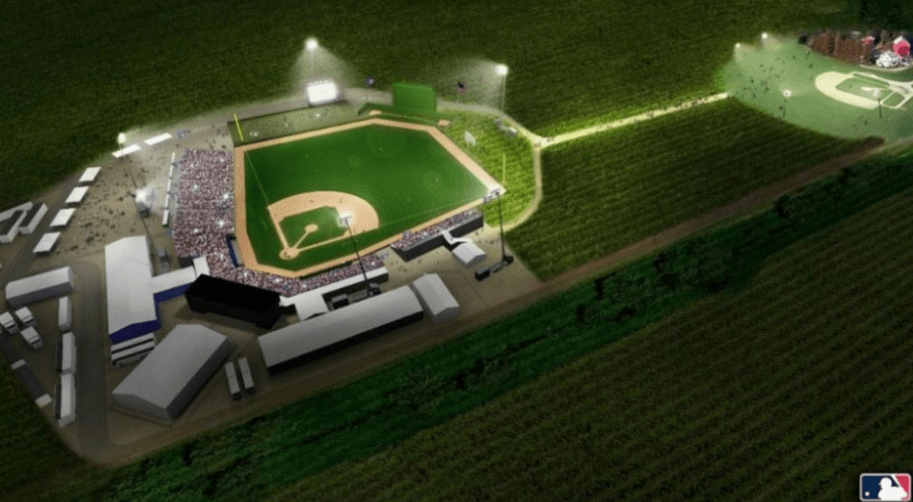 Field of Dreams game officially PPD until 2021