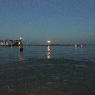 Moon...lagoon...
