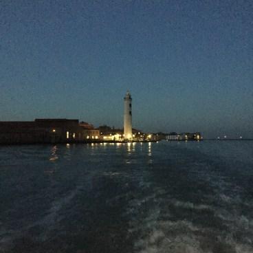 Leaving Murano