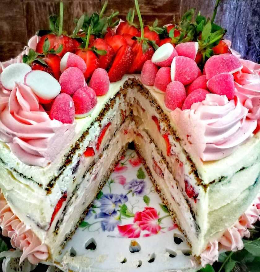 Torte se ne koje peku voćne Bez po