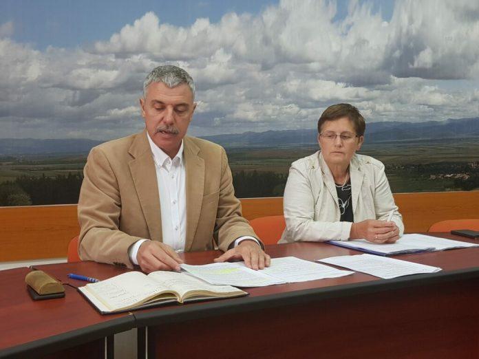 Tamás Sándor és Vass Mária
